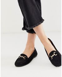Truffle Collection - Loafers Met Platte Afwerking - Lyst