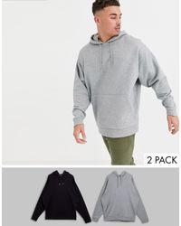 ASOS Pack - Gris