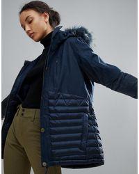 O'neill Sportswear – Finesse Hybrid – Jacke - Blau
