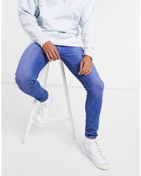 Celio* – Enge Jeans - Blau