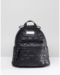 Claudia Canova - Quilted Mini Backpack - Lyst
