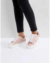 Park Lane - Studded Sneaker - Lyst