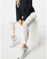 Nike Air Translucent Trackies - White