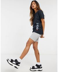 Hummel Gloria T-shirt - Black