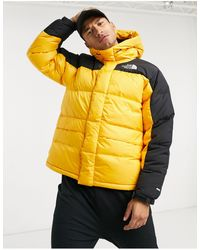 The North Face Himalayan Insulated Parka - Yellow