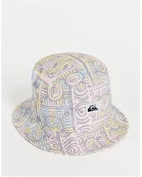 Quiksilver Friendly Trip Bucket Hat - Grey