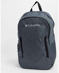Columbia Черный Меланжевый Рюкзак Oak Bowery