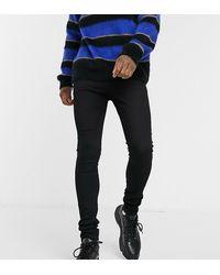 Collusion X001 Skinny Jeans - Black
