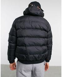 Fresh Ego Kid - Дутая Куртка -черный Цвет - Lyst