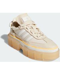 Ivy Park Adidas Originals X Super Sleek Trainers - White