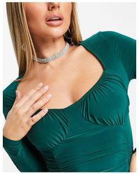 ASOS Choker Necklace - Metallic