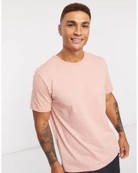 TOPMAN T-shirt - Pink