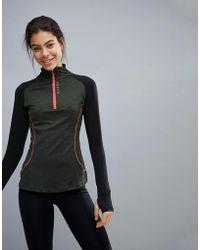 ELLE Sport - S Zip Up Running Jacket - Lyst