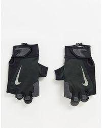 Nike Guantes para hombre en negro Ultimate