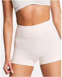 ASOS 4505 Icon Booty Short - Pink