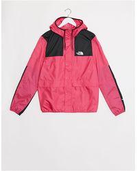 The North Face Темно-розовая Куртка 1985 Mountain-розовый