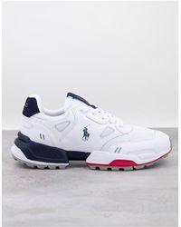 Polo Ralph Lauren – Lauf-Sneaker - Mehrfarbig