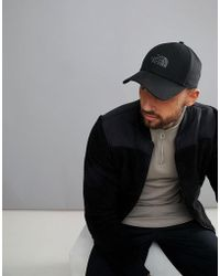The North Face - 66 Classic Baseball Cap In Black - Lyst