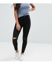 New Look - Disco Jeans - Lyst
