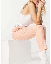Calvin Klein Pantalon - Rose