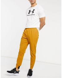 Under Armour Trackies - Yellow