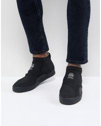 innovative design c8398 8f34c adidas Originals - 3st .002 Pk Trainers In Black Cg5612 - Lyst