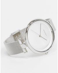 Skagen Tanja - Horloge - Metallic