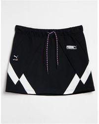 PUMA International Mini Skirt - Black
