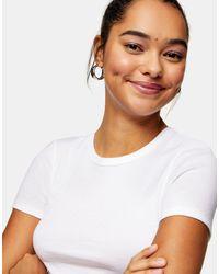 TOPSHOP T-shirt - Blanc