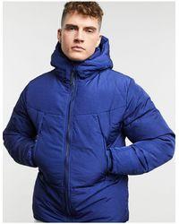 ASOS Puffer Jacket - Blue