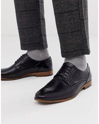ASOS Schoenen Met Veters - Zwart
