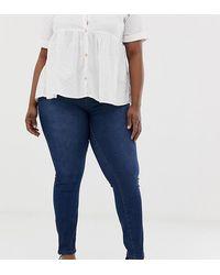Brave Soul Plus - Alice Skinny Jeans - Lyst