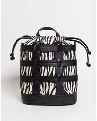 Skinnydip London Cage Backpack - Black