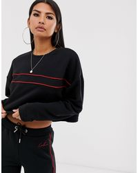 The Couture Club Couture Club - Sweat - Noir