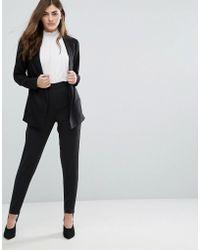 New Look Stirrup Pant - Black