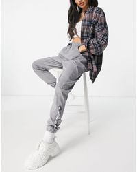 Columbia Logo French Terry joggers - Grey