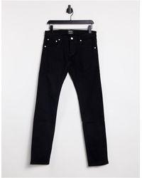 Wesc Eddy Slim Fit Jeans - Black
