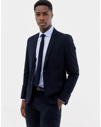 Only & Sons - Slim Suit Jacket - Lyst