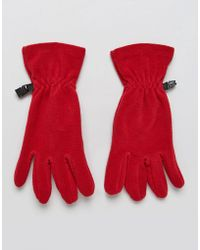 HUNTER - Original Fleece Gloves - Lyst