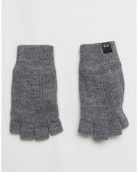 Jack & Jones - Dna Fingerless Gloves - Lyst