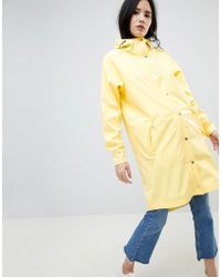 Soaked In Luxury - Rubber Raincoat - Lyst