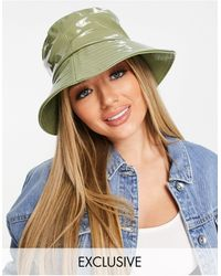 Glamorous Exclusive Bucket Hat - Green