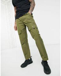 Nicce London Pantalones deportivos aceituna Quatro - Verde