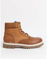 Tommy Hilfiger Ботинки Jeans-коричневый