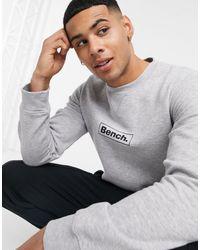 Bench Logo Sweatshirt Co-ord - Grey