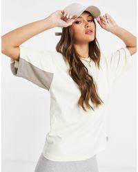 Hummel Oversized T-shirt - White