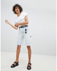 Cheap Monday - Boyfriend Short - Lyst