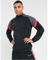 Nike Football Academy Track Jacket - Black
