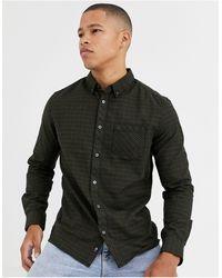 Burton Long Sleeve Shirt - Green