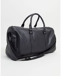 French Connection Classic Holdall Bag - Black